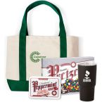 Canvas Boat Tote Gift Set